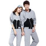 Custom Cotton/Polyester Printed Hoodies Sweatshirt of Fleece Terry (F007)