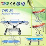 Thr-3L Emergency Aluminum Alloy Stretcher Trolley