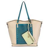 Quality Price Fashion Lady Purse and Handbag (MBLX031039)
