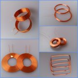 Thin Copper Wire Electric Induction Self-Bonding Air-Core Coil