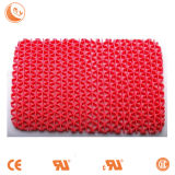 Anti Slip Bathroom Mat Flexible PVC S Mat