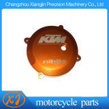 CNC Anodized Aluminum Motorcycle Stator Cover Engine Crank Case