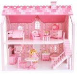 2013 Wooden Doll House