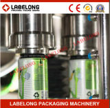 Automatic Small Capacity Canned Drinks Filling Capping Machine