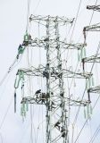 500kv Double Circuit Transmission Tower