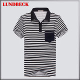 New Arrived Poloshirt for Men in Stripe Shirt