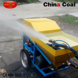 9.7kw Plastic Track Sprayer Machine