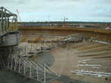 FRP / GRP / Gfrp Weir for Mining Industry
