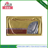 Gold Foil Smooth and Hydrate Skin Care Neck Mask