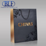 Luxury Brown with UV Paper Bag