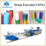 Plastic PP Sheet Extrusion Extruder (YXPA750)