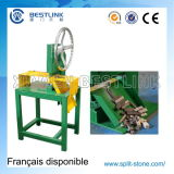 Manual Mosaic Stone Machine for Garden Tile