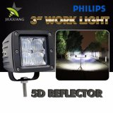 5D Super Bright Searchlight 3inch 12W LED Work Light Offroad