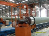 Fiberglass GRP FRP Pipe Tube Cylinder Filament Winding Machine