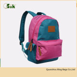 New Design Active Export Custom High Scool Bags Middle School Backpack for Girls