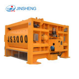 Portable Concrete Mixer Js3000 and Factory Price