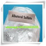 Active Raw Powders Albuterol Sulfate for Bronchodilator / Antiasthmatic