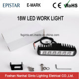 Offroad Hot 18W 6.3inch E-MARK LED Working Light (GT1012-18W)