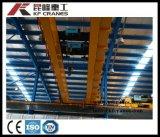 80t Double Girder Eot Overhead Bridge Crane