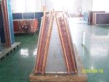 Fin Tube Fluorinated Refrigerants Copper Tube HVAC Fin Coil