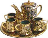 Cloisonne Tea Sets 2