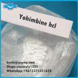 99.8% Purity Sex Steroid Hormones Yohimbine HCl Yohimbine Powder CAS 65-19-0