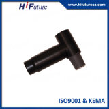 8.7/15kv Silicone Rubber Cold Shrink Elbow Separable Connector (Rear)
