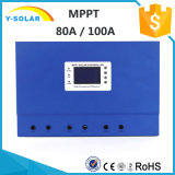 12V/24V/36V/48V MPPT-80A/100A Self-Cooling Solar Regulator Master-80A