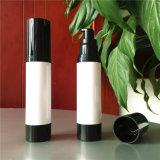 30ml Black Plastic Airless Pump Bottle for Skincare