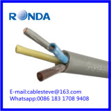 PVC flexible electrical wire cable 4X6 sqmm