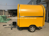 with Ce Approved Movable Restaurant Truck