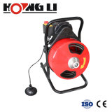 Drum Type Drain Cleaning Machine 4′′ (D300F)