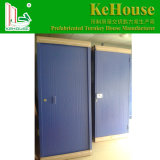 Prefabricated House Used Single Security Door for South East Asia Country