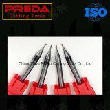 2/4 Flutes CNC Solid Micro Grain Carbide Tools