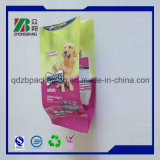 Pet Food Packaging Plastic Bag with Zipper