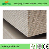 1220*2440mm Plain Fire Rate Particle Board for Making The Core of The Door