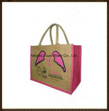 Customized Good Quality Jute Burlap Tote Bags