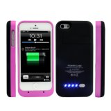 2500mA Battery Case Charger for iPhone 5 (ASD-011)