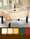 Long Guarantee Period Retangular Table Cloth / Table Cover (FCX-531)