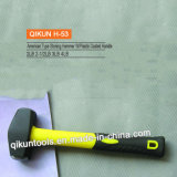 H-53 Plastic Coated Handle American Type Stoning Hammer