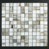 DIY Hand Cut Floor Tile Building Materials Stained Glass Mosaic