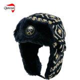 Old Time Hockey Grand Forks Jacquard Knit Hat (D133)