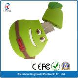 New Design Pear PVC USB Flash Drive