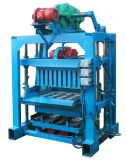 Small Scale Concrete Block Machine (QTJ4-40II)