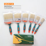 F-29 Double Color Plastic Handle Bristle Paint Brush