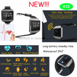 Smart Bracelet with IP67 Waterproof and Monitor Functions (K12)
