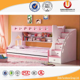2016 High Quality Comfortable Children Wooden Bunk Bed (UL-H859)