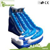 Interesting Ocean Theme Kids Inflatable Bouncer Slide for Sale