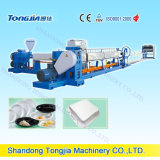 Disposable Polystyrene Foaming Foamed Plate and Container Machine