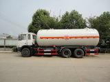 Sinotruk 25 Cbm 6X4 LPG Tank Truck